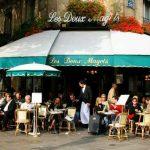 Parisian coffe
