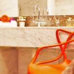 Salle de bain de la Suite Mansardée